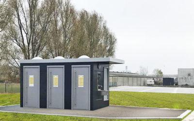 Innovazione e ricerca: nascono i bagni automatici BRAVO
