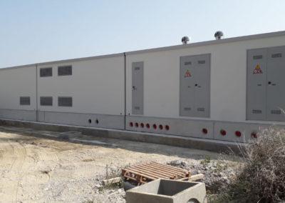 Forlì, cabine elettriche DG2092