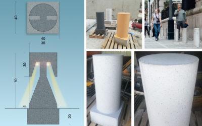 Nuovi progetti per l'arredo urbano